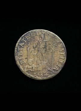 Prancūzija, 1564m žetonas