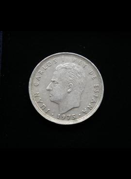 Ispanija, 25 pesetos 1975m *79