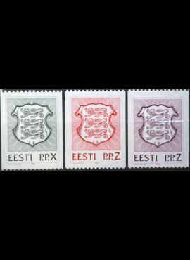 Estija, pilna serija ScNr 226-228 MNH**