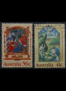 Australija, ScNr 1159-1160 Used(O)