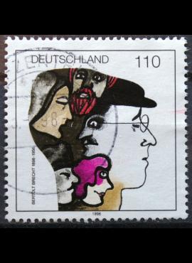 Vokietija MiNr 1972 Used(O)