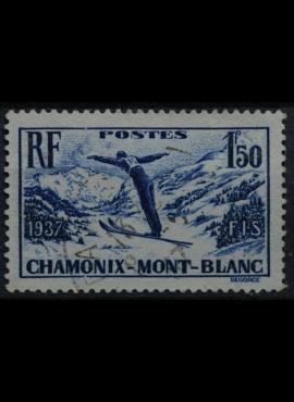 Prancūzija, ScNr 322 Used(O)