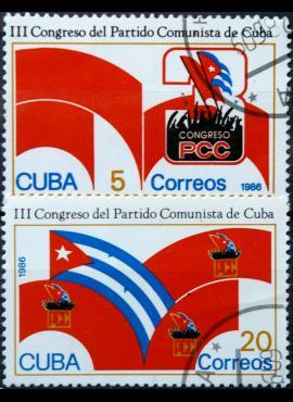 Kuba, pilna serija ScNr 2832-2833 Used(O)
