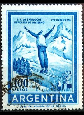 Argentina ScNr 704 Used(O)