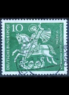 Vokietija MiNr 346 Used(O)
