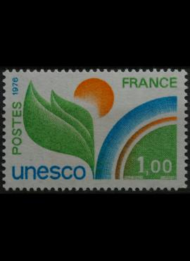 Prancūzija, UNESCO ScNr 2O17 MNH**