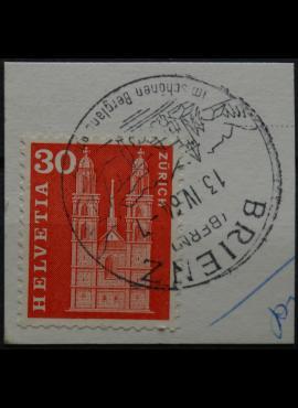 Šveicarija, ScNr 387 Used(O)