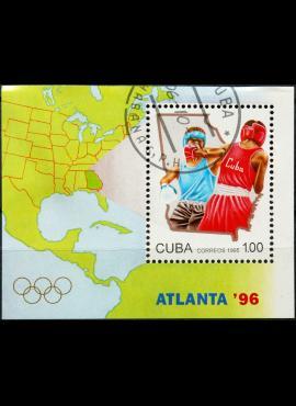 Kuba, blokas ScNr 3670 Used (O)