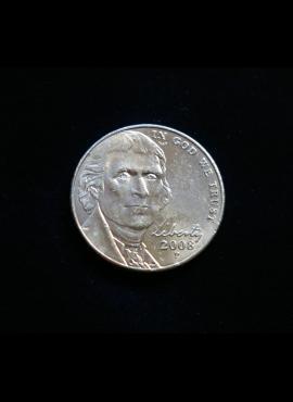JAV, 5 centai 2008m-P