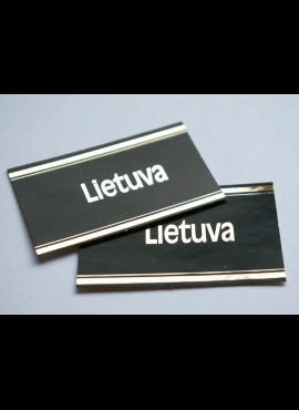 """SAFE albumų lipdukai """"Lietuva"""" 1130-LT"""