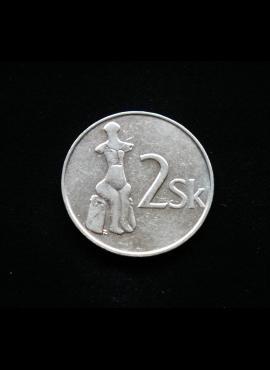 Slovakija, 2 kronos 1993m