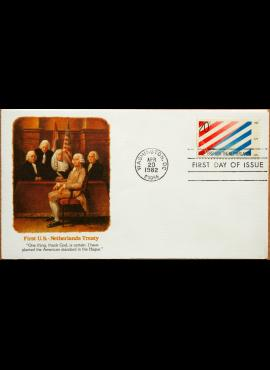 JAV, 1982m pirmos dienos vokas G
