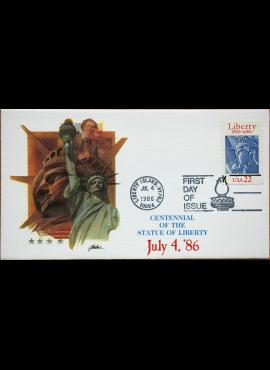 JAV, 1986m pirmos dienos vokas G