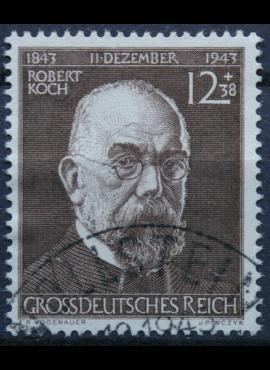 Vokietijos Reichas, MiNr 864 Used(O)