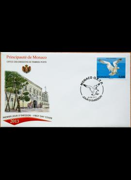 Monakas, 2013m pirmos dienos vokas G