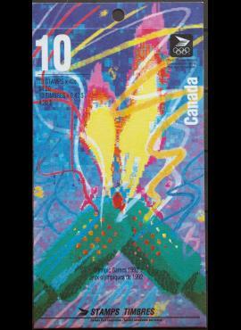 Kanada, pilnos dvi serijos knygutėje ScNr 1403B MNH** K