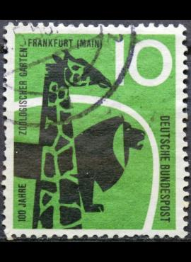 Vokietija, Saras, 10 frankų 1954m