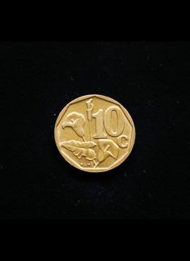 Pietų Afrika, 10 centų 1996m
