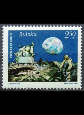 Lenkija ScNr 1674 MNH**