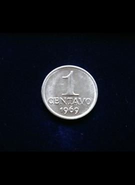 Brazilija, 1 sentavas 1969m