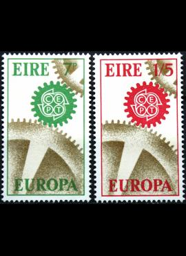 Airija, pilna serija ScNr 232-233 MNH**