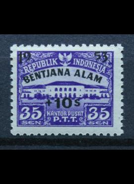 Indonezija ScNr B68 MNH**