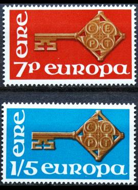 Airija, pilna serija ScNr 242-243 MNH**