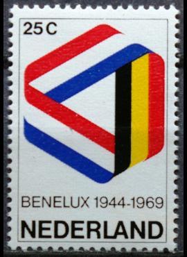 Nyderlandai ScNr 477 MNH**