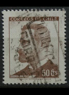 Čilė, ScNr 355 Used(O)