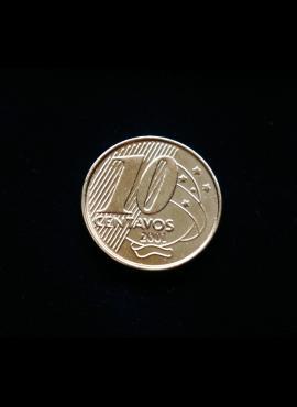 Brazilija, 10 sentavų 2001m