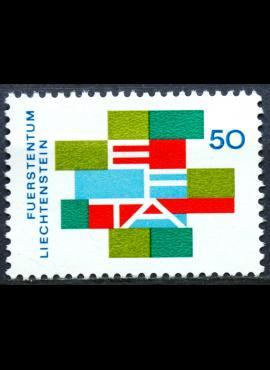 Lichtenšteinas ScNr 425 MNH**