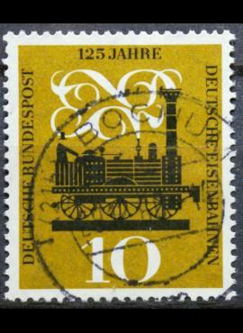 Vokietija MiNr 345 Used(O)