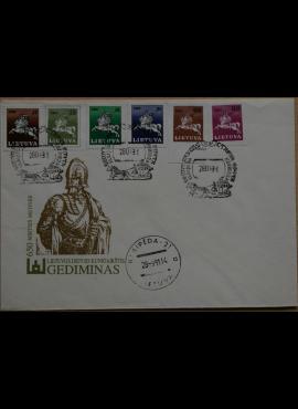 Lietuva, 1991m vokas G