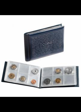 Kišeninis monetų albumas LEUCHTTURM 314775