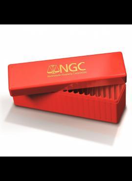 Sertifikuotų monetų dėžutė NGC NGC20RED